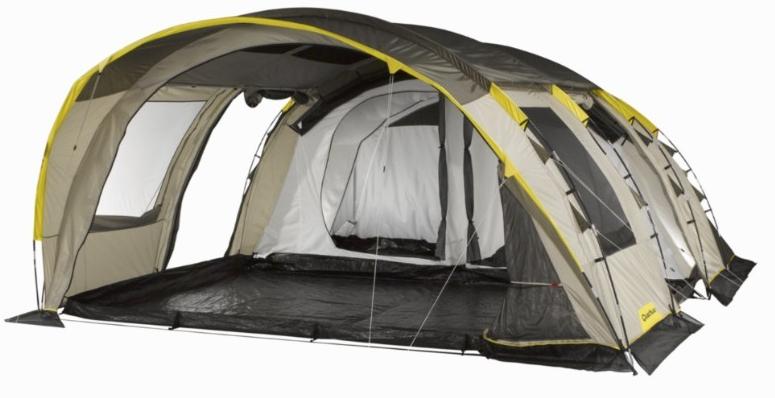 Tente 6 places 2 chambres T6.2 XL Air C Quechua