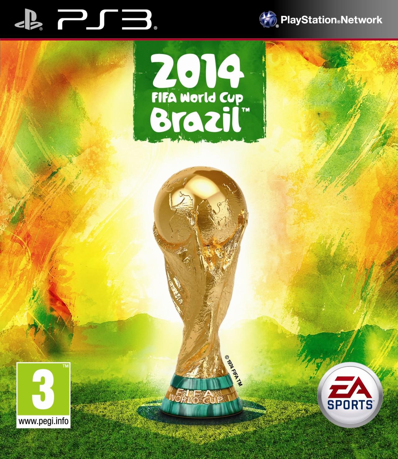Coupe du Monde de la Fifa Brésil 2014 sur PS3 et Xbox 360 (Avec ODR de 5€)
