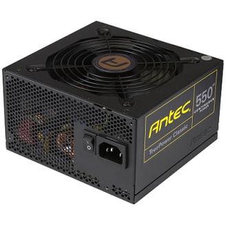 Alimentation PC ANTEC TP 550C - 550W 80+ Gold