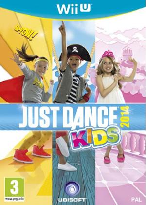 Jeu Just Dance Kids 2014 sur Wii U