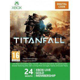 Abonnement 24 mois au Xbox Live Gold