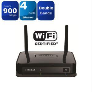 Pont Wifi Netgear WNCE4004-100PES Dual Band N900 4 ports