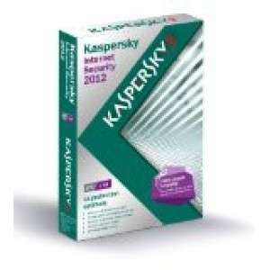 Kaspersky Internet Security 2012 - 3 Postes / 1 an