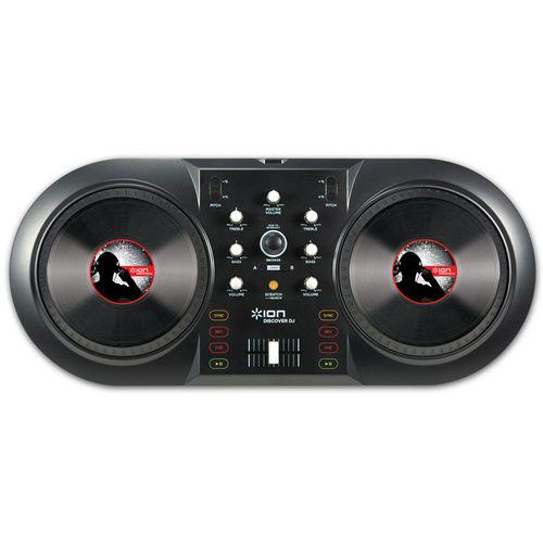 Contrôleur de mixage USB Ion Dio Discover DJ