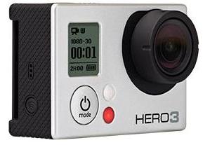 Caméra GoPro HERO3 Edition Silver