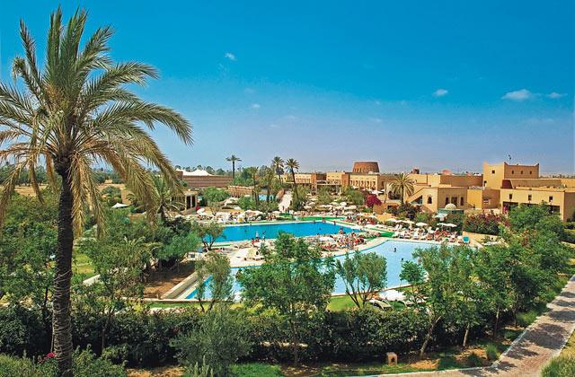 Séjour 1 semaine Marrakech - Club Marmara Madina 4*