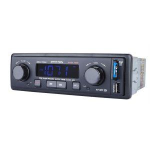 Autoradio sans lecteur CD, prise USB + carte SD