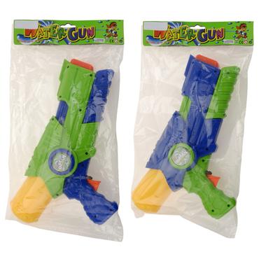 Pistolet à bulles ou Fusil à eau 30 cm (livraison gratuite en magasin)