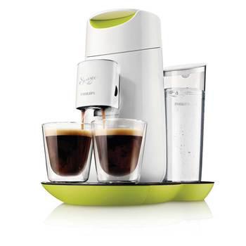 Machine Expresso Senseo Twist + 6 mois de café offert