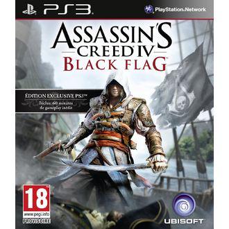 Sélection de jeux vidéo à partir de 17€ (exemple AC Black Flag à 20€)