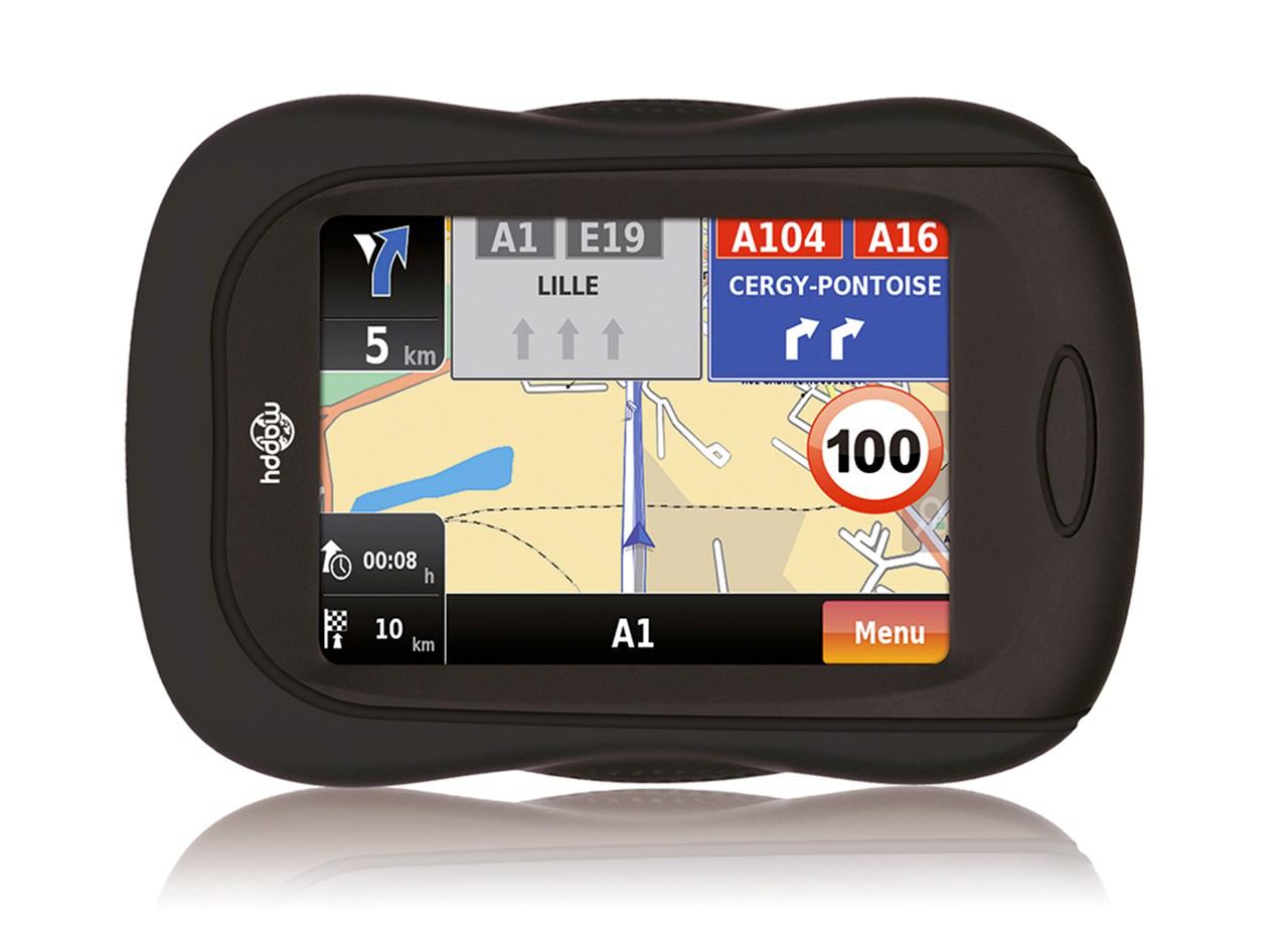 Navigation GPS moto Mappy mini X340 Europ