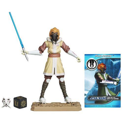 Figurines Star Wars Hasbro - 2 achetées = 1 offerte