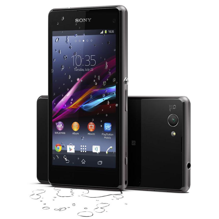 "Smartphone 5"" Sony Xperia Z1 - 4G noir"