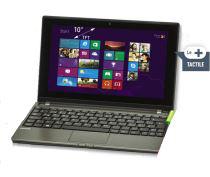 "Netbook Speedmaser 10"" tactile Windows 8 AMD A4 500Go 2Go ram"