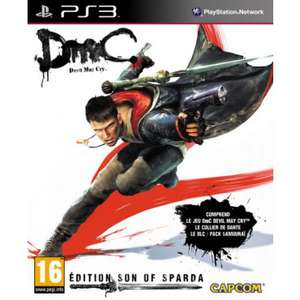 Devil May Cry Edition Collector sur PS3 ou Xbox 360
