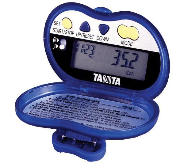 Podomètre Tanita PD 637