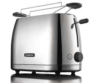 Grille-pain Kenwood Turin Toaster TTM560 (2 Tranches)