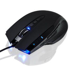 Souris optique USB gaming CSL SM800 - 3500dpi