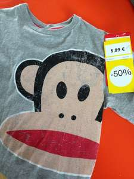 Tee shirt Paul Frank (enfant)