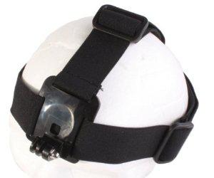 Support pour Caméras GoPro (1,2 et 3) pour la tête