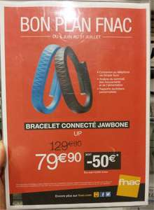 Bracelet connecté Jawbone Up
