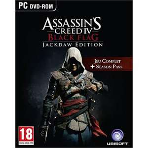 Assassin's Creed 4 Jackdaw Edition sur PC