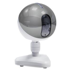Caméra IP d'intérieur WIFI Plug & Play QR Code