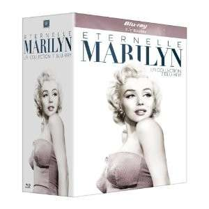 Eternelle Marilyn, La Collection 7 Blu-ray