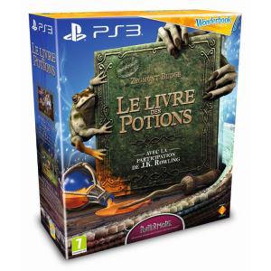 Pack Découverte PS3 (PS Move+ Caméra PS Eye) + Wonderbook Potions + Wonderbook