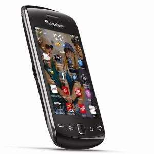 Smartphone Blackberry Curve 9380 Noir