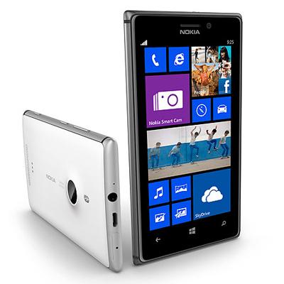 Smartphone Nokia Lumia 925 noir