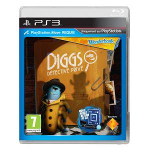 Diggs Nightcrawler : Détective Privé sur PS3 (Jeu de réalité augmentée)