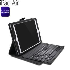 Kensington KeyFolio Pro - Étui et support iPad Air avec clavier Bluetooth