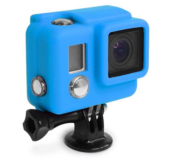 Housse silicone XSORIES pour caméra GoPro Hero3, Hero3+