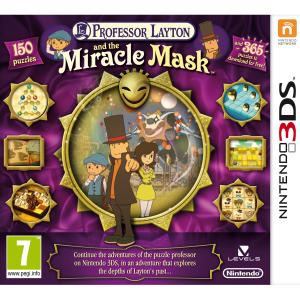 Professeur Layton et le Masque des Miracles sur Nintendo 3DS