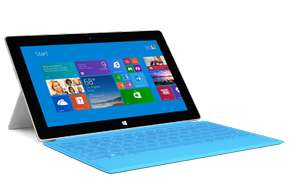 Microsoft Surface 2 RT 32Go + Touch Cover (Qwerty)