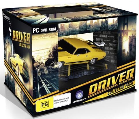 Driver San Francisco - Edition Collector sur PC