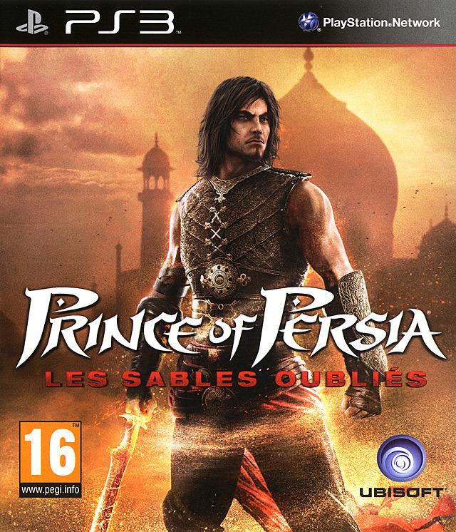 Prince of Persia - Les sables oubliés  PS3