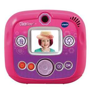 Appareil Photo KidiStar Rose Vtech
