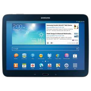 "Tablette Samsung Galaxy Tab 3 10.1"" GT-P5210 Noire 16 Go"
