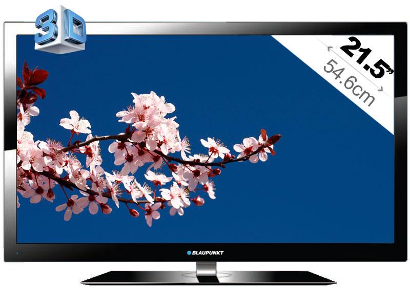 Téléviseur LED 3D Blaupunkt - B215PW189F3BK