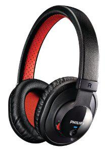 Casque bluetooth Philips SHB7000/10 noir