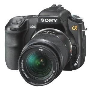 Sony DSLR-A200 + 18-70MM 10,2 Mpix