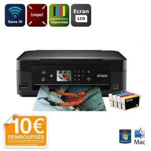 Imprimante multifonctions Epson Stylus SX 440W jet d'encre couleur 3 en 1 avec Wi-Fi avec ODR(10€)