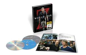 World War Z - Edition Digipack Blu-Ray