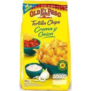 2x Tortilla Old El Paso 200g (différentes variétés)