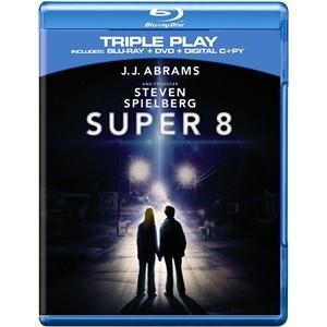 Super 8: Triple Play (Blu-ray)