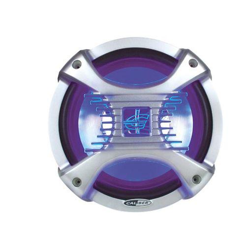 Subwoofer Caliber 30cm pour voiture - puissance max 700W - système LED
