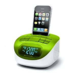 Radio-réveil + station d'accueil pour iPod/iPhone Muse Comme Neuf