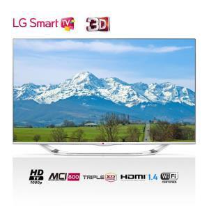 """Téléviseur 55"""" LG 55LA740S Smart TV 3D"""